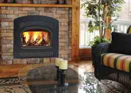 Stratton Wood Burning Fireplace