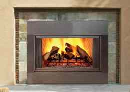 SB Series Wood Burning Outdoor Fireplace