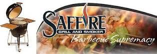 Saffire Charcoal Smoker