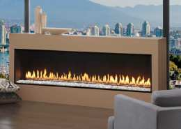 Montigo R620 Fireplace