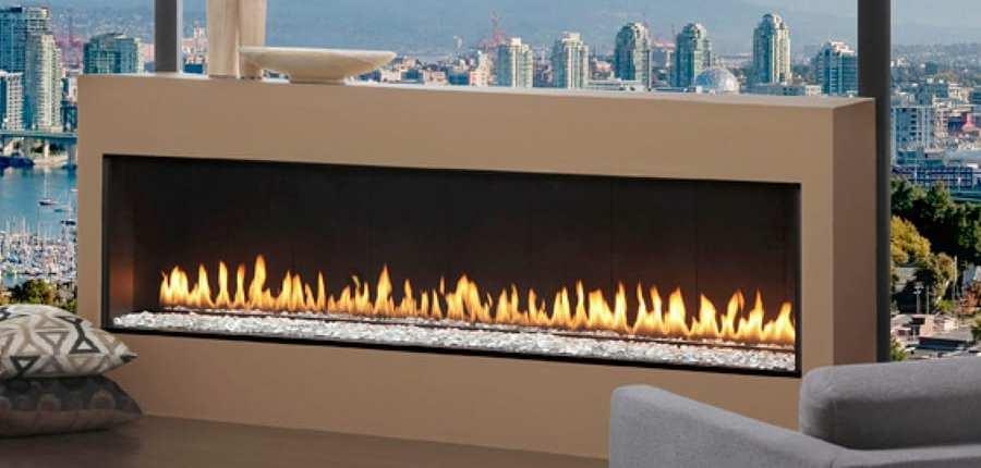 Montigo R620 Fireplace