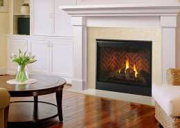 Majestic Meridian Fireplace