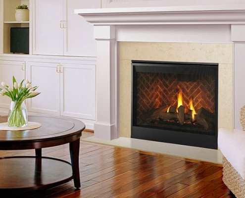 Majestic Meridian Fireplace