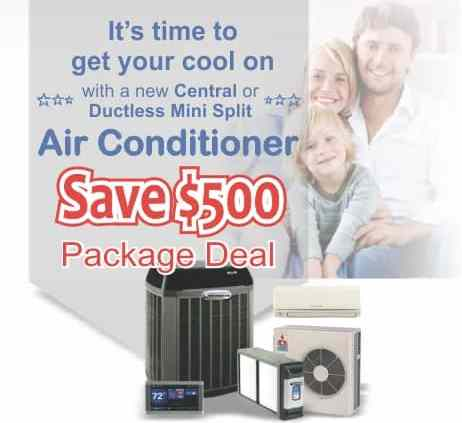 Air Conditioner Deals Ottawa