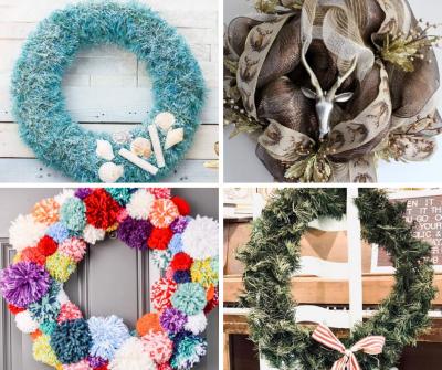 holiday- seasonal- wreath- diy- decorating- home design- floral design- gardening- hastings- Minnesota- eye candy