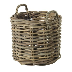 Wooden Woven basket- cabana collection- Impressive Windows & Interiors Hastings MN