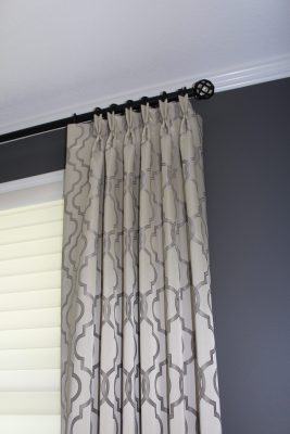 Hanging curtains can be confusing ang mysterious. Draperies can make a room feel larger when you hang them at the appropriate height.