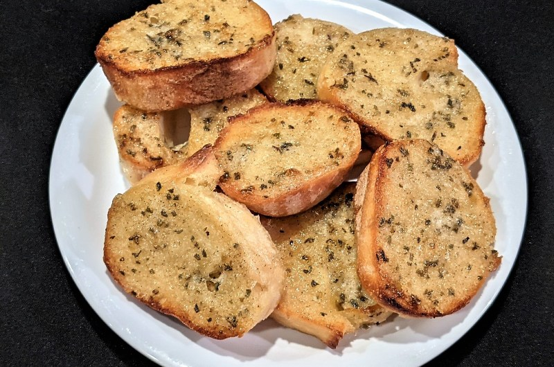 Garlic Bread Extraordinaire