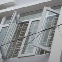 Hình ảnh cửa sổ 2 cánh mở quay