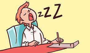 woman sleeping zzzz copy