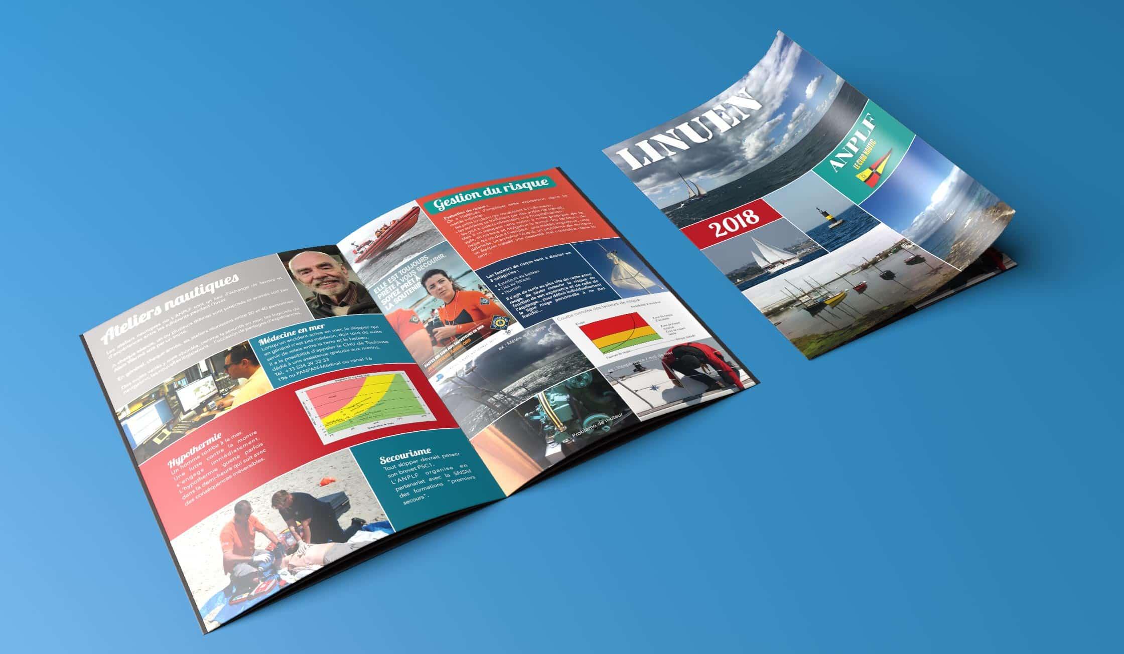 Brochure A4 - Linuen - 2018