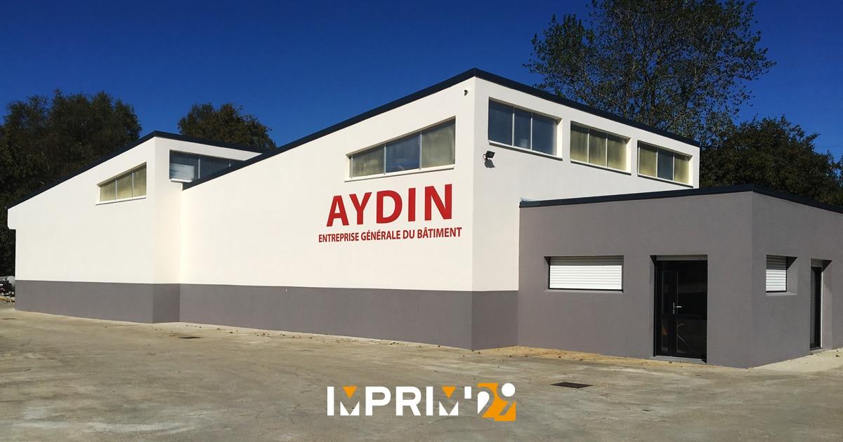 Enseigne - AYDIN - Concarneau