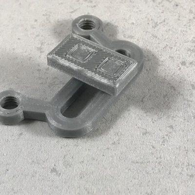 jucarie pterodactil imprimat 3d FDM elemente articulatie dublur