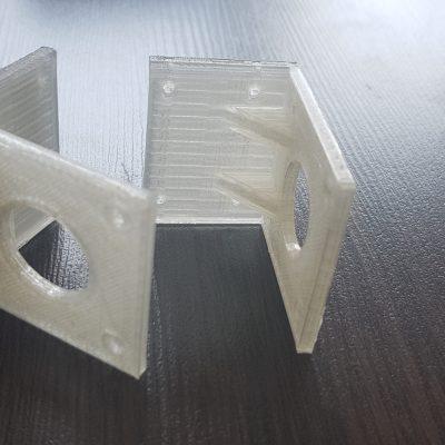 Piesa imprimanta 3d de fixare motoare pas cu pas nema 17