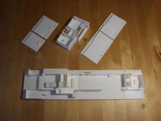 Casa de locuit imprimat 3d