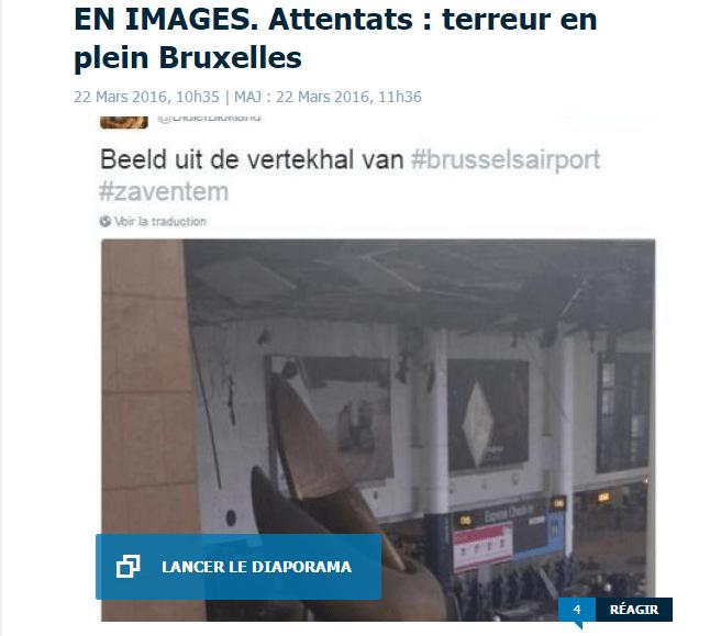 Diaporama Le parisien