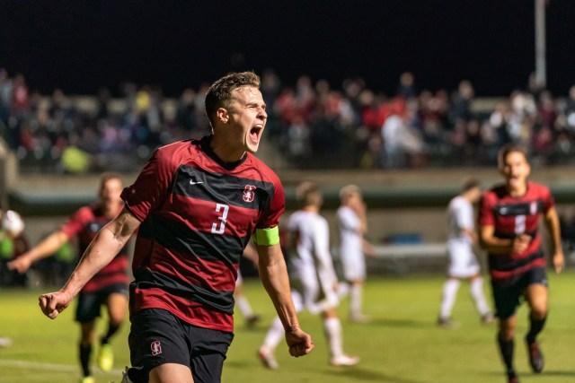 Seattle v Stanford Soccer M