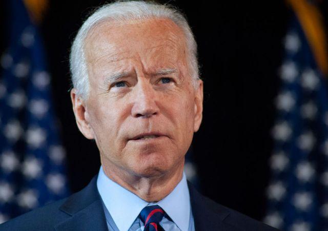 Democratic Presidential Candidate Joe Biden Addresses The DNI Whistleblower Report