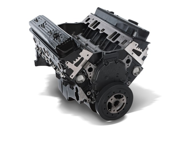 General Motors today announced the all-new 350 small-block engin
