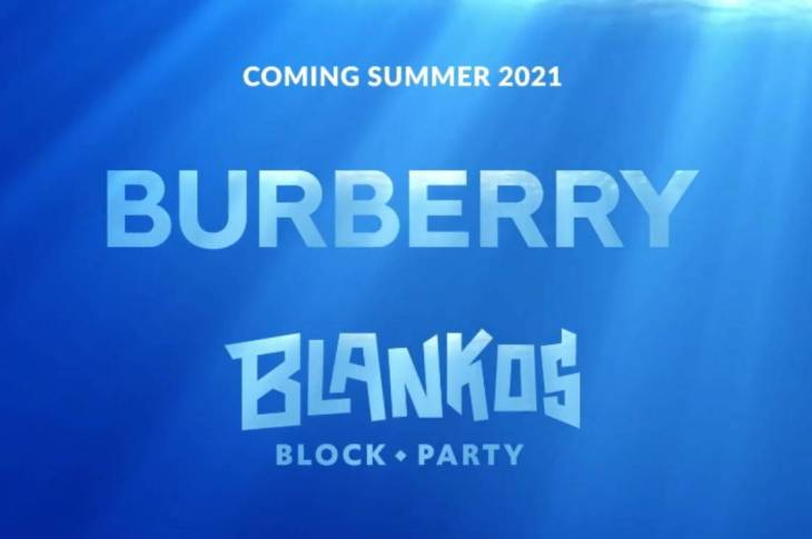 IMPRINTent, IMPRINT Entertainment, YOUR CULTURE HUB, Burberry, Blankos Block Party, Mythical Games, Technology, 2021 Electronic Entertainment Expo, Los Angeles, California, Nicole Yang, Rod Manley, Thomas Burberry, Fashion News