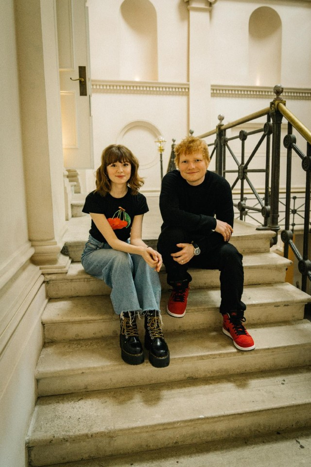 IMPRINTent, IMPRINT Entertainment, YOUR CULTURE HUB, New Music Releases, Entertainment News, Gingerbread Man Records, Ed Sheeran, The Late Late Show with James Corden, Elektra Records, Elektra Music Group