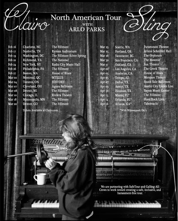 IMPRINTent, IMPRINT Entertainment, YOUR CULTURE HUB, Republic Records, Clairo, Jack Antonoff, Arlo Parks, Widowspeak,  The Fillmore Charlotte, Sling, Boston, Chicago, Seattle, Los Angeles, FADER Label