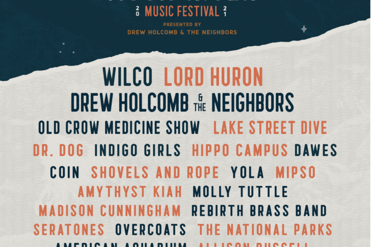 IMPRINTent, IMPRINT Entertainment, YOUR CULTURE HUB, Entertainment News, Moon River Music Festival, Wilco, Lord Huron, Drew Holcomb, The Neighbors, Lake Street Dive, Hippo Campus, Coin, Dawes, Mipso, Indigo Girls, Dr. Dog