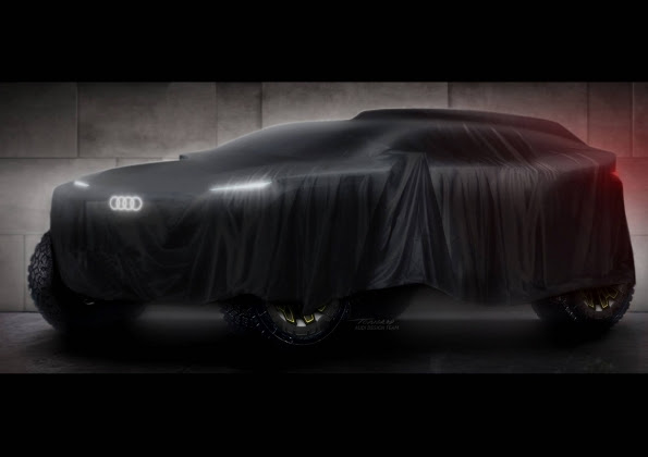 IMPRINTent, IMPRINT Entertainment, YOUR CULTURE HUB, Audi, Audi of America, Audi RS Q e-tron, Cars, Tech, Tech News