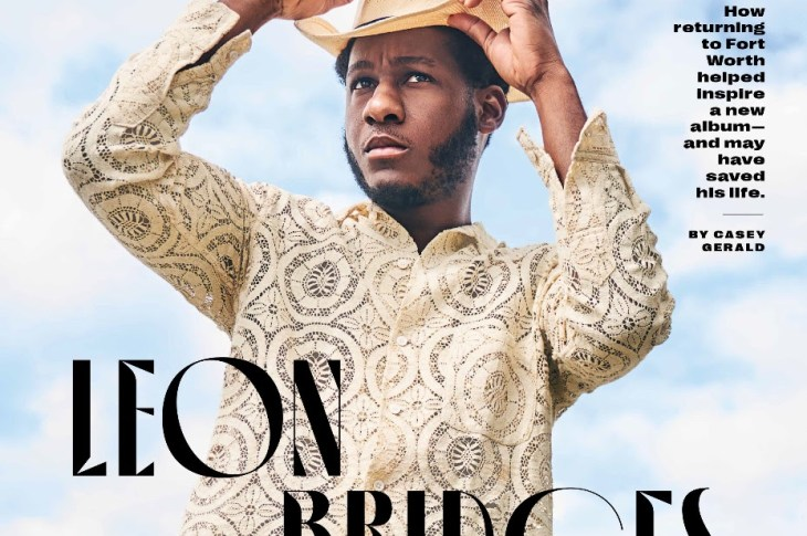 IMPRINTent, IMPRINT Entertainment, YOUR CULTURE HUB, Leon Bridges, Columbia Records, Sarah Mary Cunningham, Casey Gerald, Los Angeles, Forth Worth, New Music Releases, Entertainment News, errace Martin, Ricky Reed