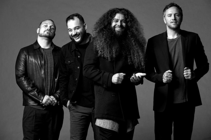 IMPRINTent, YOUR CULTURE HUB, IMPRINT Entertainment, Coheed and Cambria, Max Moore, New Music Releases, Entertainment News, Elektra Records, Elektra Music Group, Elektra Recordings