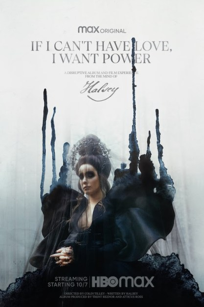 IMPRINTent, IMPRINT Entertainment, YOUR CULTURE HUB, Halsey, HBO Max, If I Can't Have Love I Want Power, Capitol Music Group, New Music Releases, Entertainment News, HBO, Trent Reznor, Atticus Ross, Colin Tilley, MAX ORIGINAL,