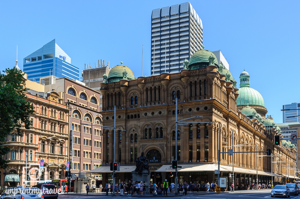 Highlights in Sydney: Zentrum