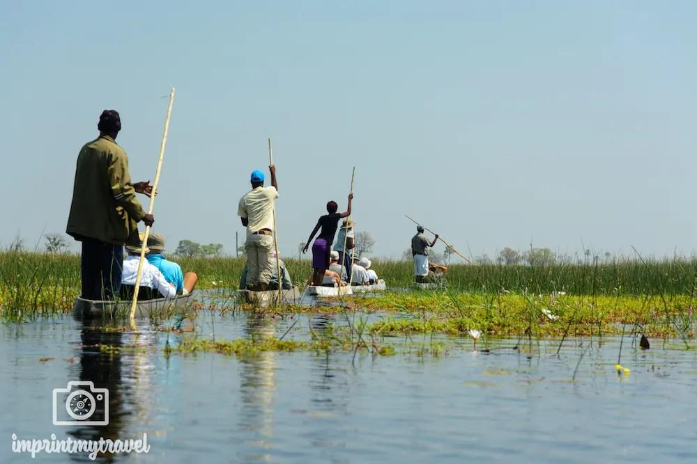 Afrika- Rundreise: Okavango Delta
