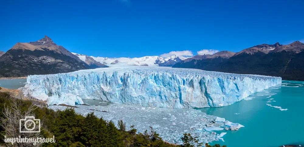 Patagonien Rundreise: Perito Moreno Gletscher