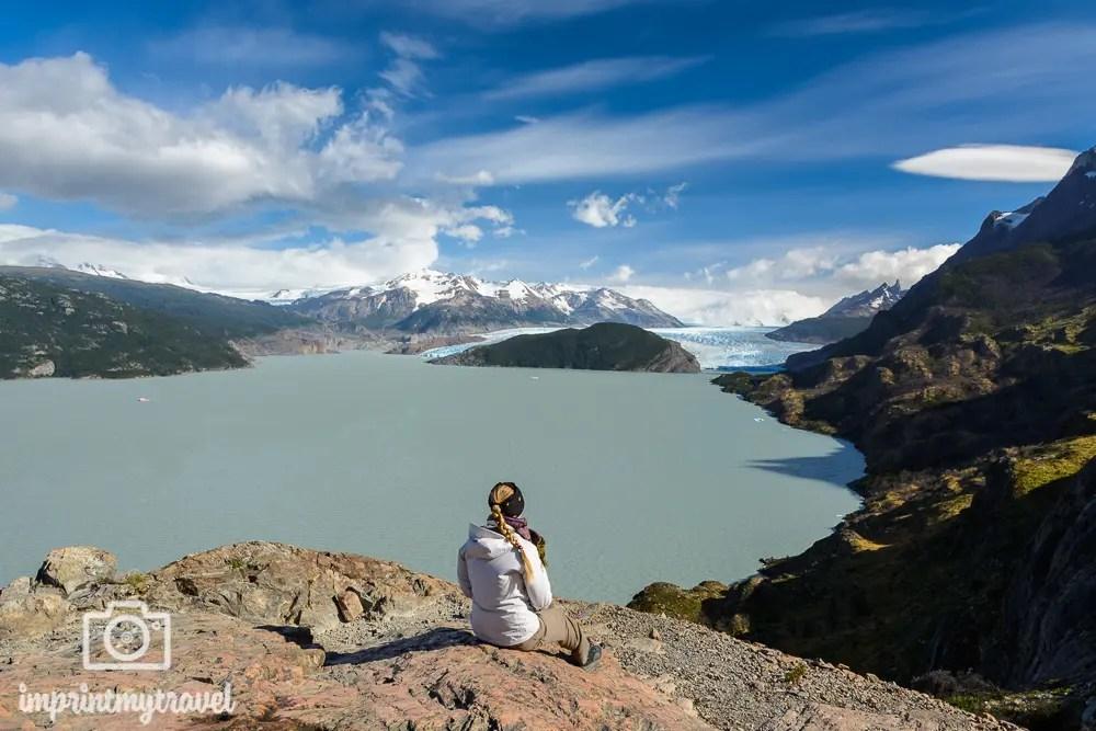 Patagonien Bilder: Glacier Grey