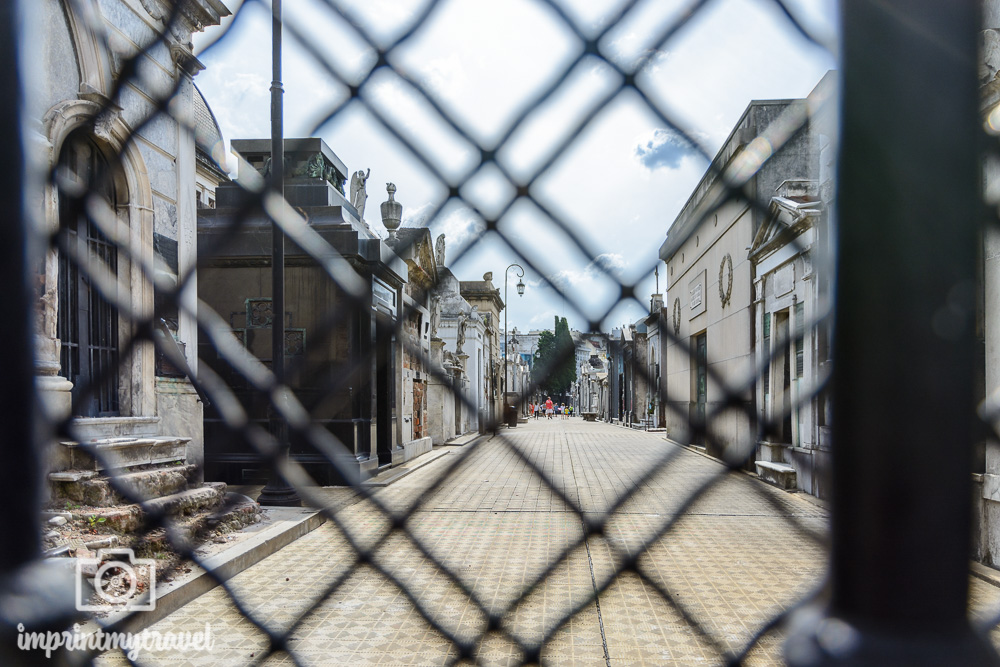 Sehenswürdigkeiten in Buenos Aires La Recoleta