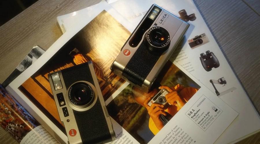 相機出租和鏡頭租賃不可少的一台銘機 — Contax T3