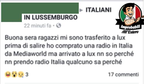 Le Frequenze Italiane