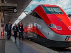 Ferrovie dello stato sbarca in Spagna