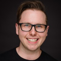image of Stephen Davidson, smiling