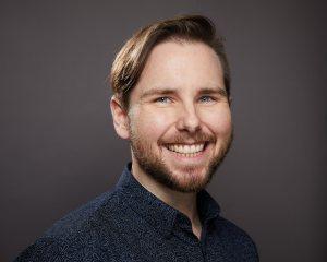 image of Stephen Davidson, smiling.