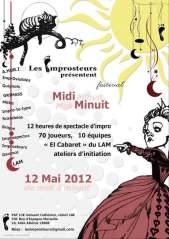Festival Midi-Minuit 2012