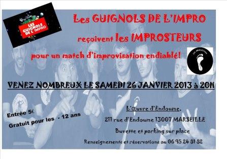 Match avec les Guignols (2013)