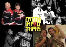 Catch Impro Tapas à Toulon