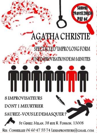 Long Form Agatha Christie 2017