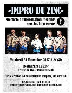 le Zinc novembre 2017