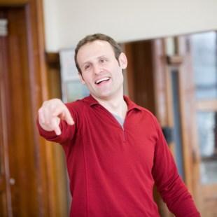 improv-alive founder Julian Schrenzel