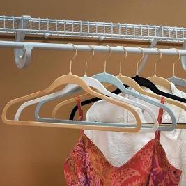 Use decent hangers
