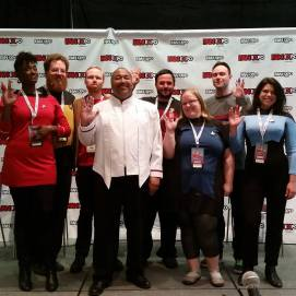 The Dandies at Fan Expo 2016