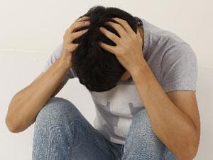 自律神経が乱れる最大の原因は「ストレス」です